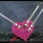 10 dīvainākās custom ģitāras