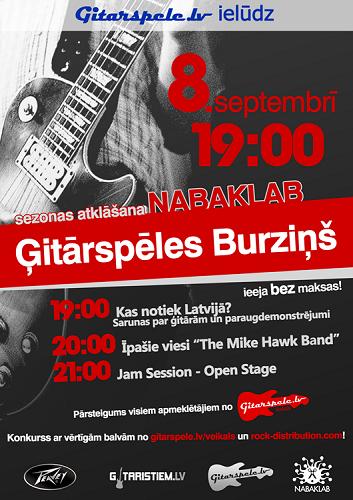 Ģitārspēles-Burziņš-Nabaklab