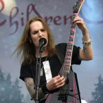 Alexi Laiho no Children of Bodom meklē 100 ģitāristus Helsinku festivālam