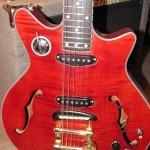 Paštaisīta 12-stīgu elektriskā ģitāra