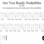 Are You Ready – AC/DC video nodarbība