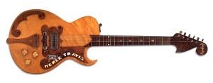 Bigsbija - Trevisa ģitāra