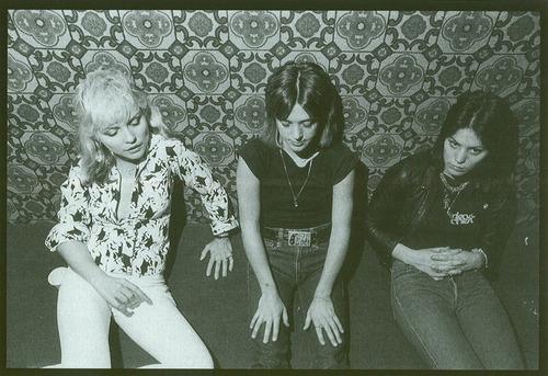 Debija Harisa no The Blondie, Sūzija Kvatro un Džoana Džeta