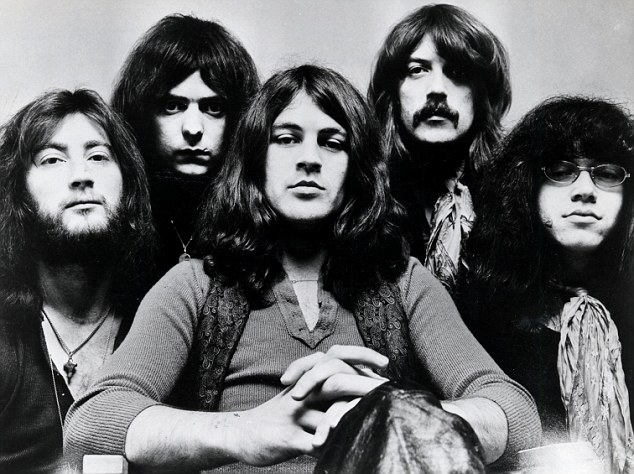 Grupa Deep Purple