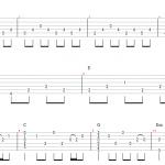 Metallica Rifiņi – Fade To Black Nodarbība