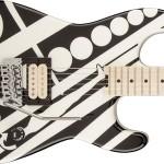 Jauna EVH  Striped Series ģitāra