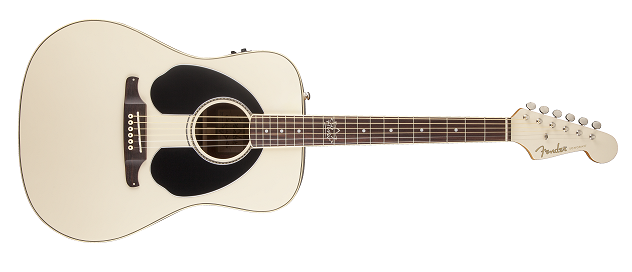 Fender Tony Alva Sonoran elektro akustiskā ģitāra1