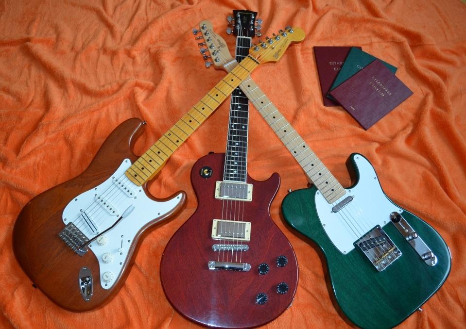 GITARSPELE CUSTOM elektriskās ģitāras 001_1