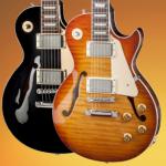 Gibson ES un Les Paul apvienojums – Gibson ES-Les Paul