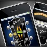 Gibson aplikācija priekš iPhone un iPad