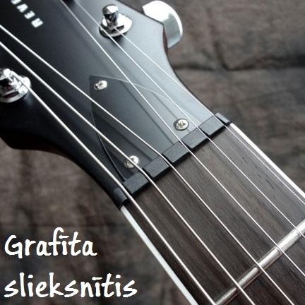 Grafīta ģitāras slieksnītis