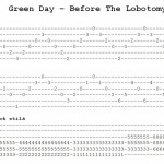 "Nodarbība – Green Day ""Before The Lobotomy"""