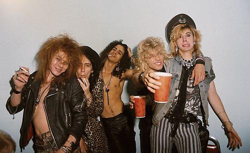 Grupa Guns N' Roses