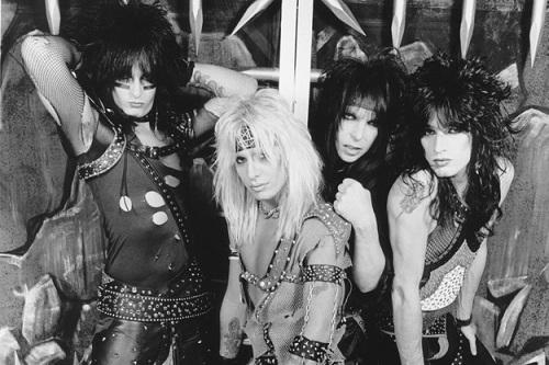 Grupa Mötley Crüe