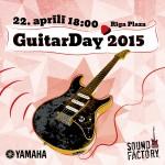 Izziņoti GuitarDay 2015 finālisti!