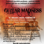 Spožākie Jam no Guitar Madness 2010