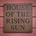 House Of The Rising Sun nodarbība