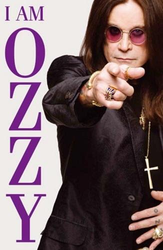 I Am Ozyy grāmata