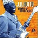 JB Hutto Montgomery Airline ģitāra