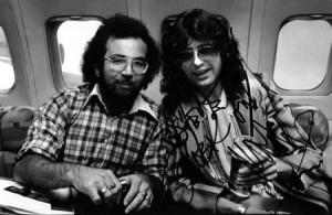 Steven Rosen un Jimmy Page