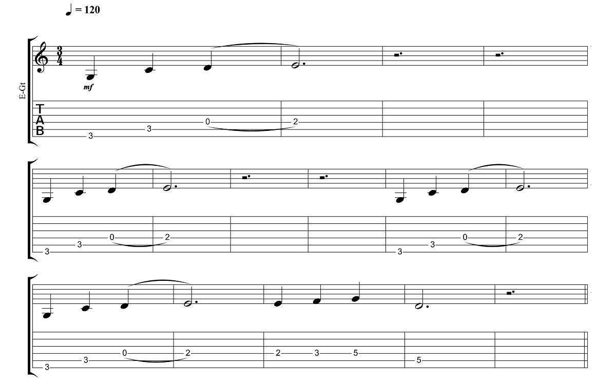 Līvi - Eglīte - Melodija - Pantiņš - 1. daļa - Gitarspele.lv - Nodarbības