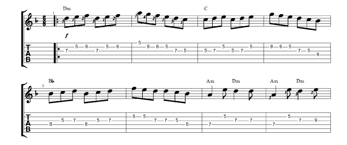 Melodija-2-daļa-pants-1-www.gitarspele.lv
