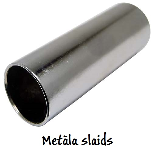 Metāla slaids