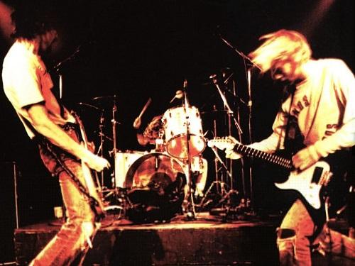 Nirvana uz skatuves