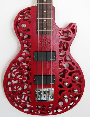 ODD ģitāra