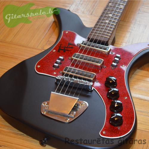 PSRS Banzai elektriskā ģitāra Gitaruveikals.lv 2