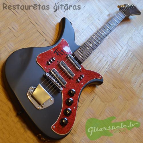 PSRS Banzai elektriskā ģitāra Gitaruveikals.lv 6