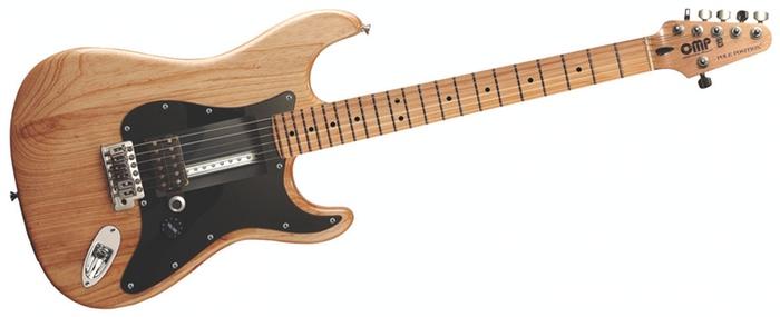 Pole position ģitāra