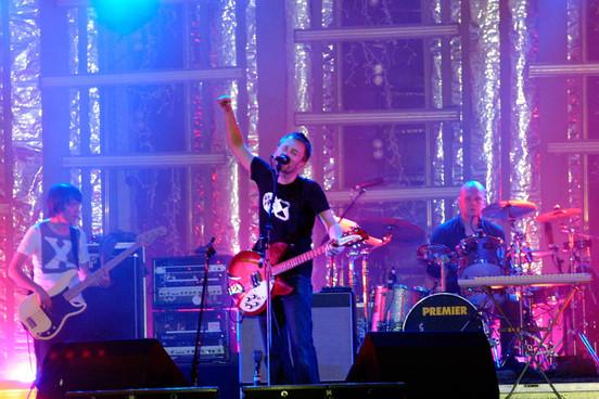 Radiohead uz skatuves 2