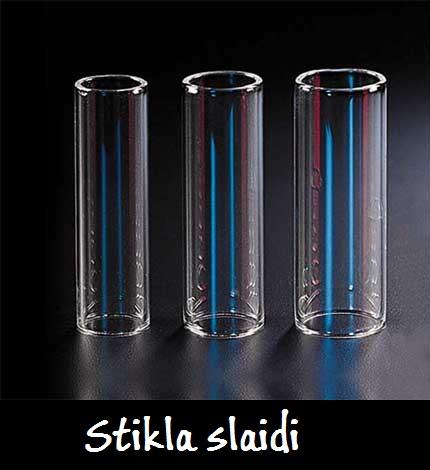 Stikla slaidi