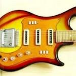 URAL 650 – PSRS laikā ražotās elektriskās ģitāras restaurācija