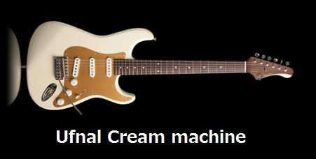 Ufnal Cream machine