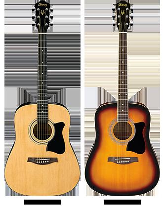 V50NJP ģitāru komplekti