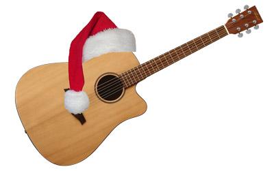 Ziemassvētku ģitāra