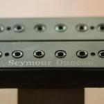 Seymour Duncan Izdod Marka Holkomba Alpha/Omega skaņas noņēmējus